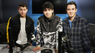 The Jonas Brothers announce their first tour in almost a decade