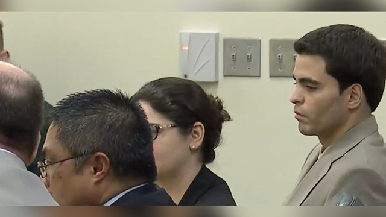 Testimony begins in Adam Matos murder trial