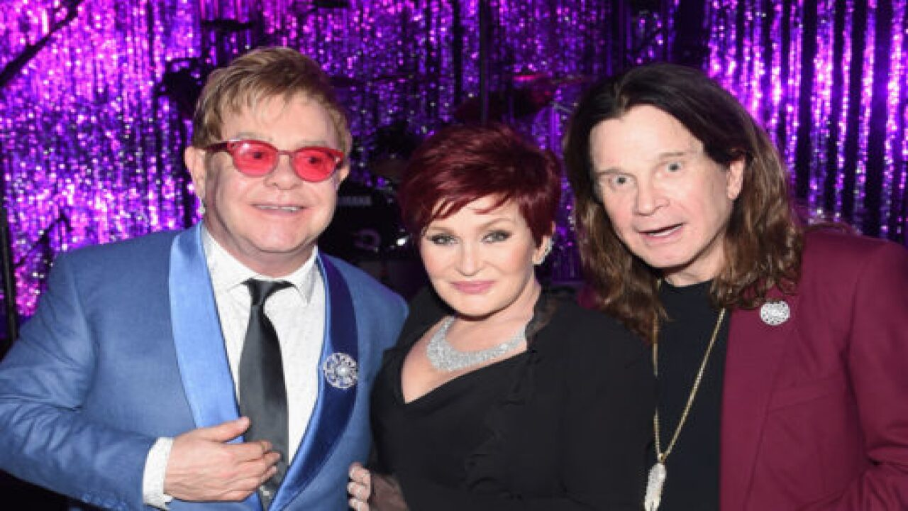 Elton John Is Featured On Ozzy Osbourne's New Album