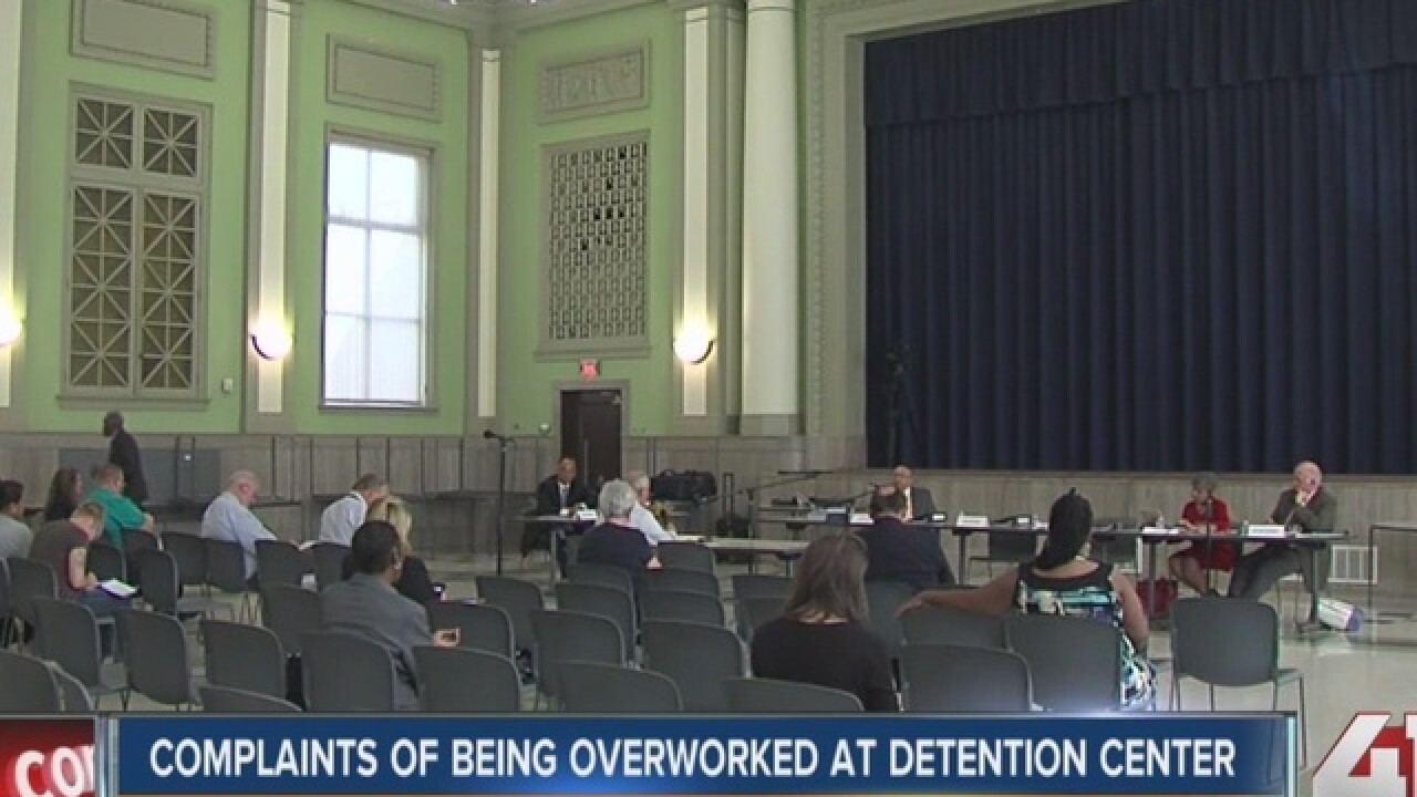 Former Jackson County jail guard speaks out