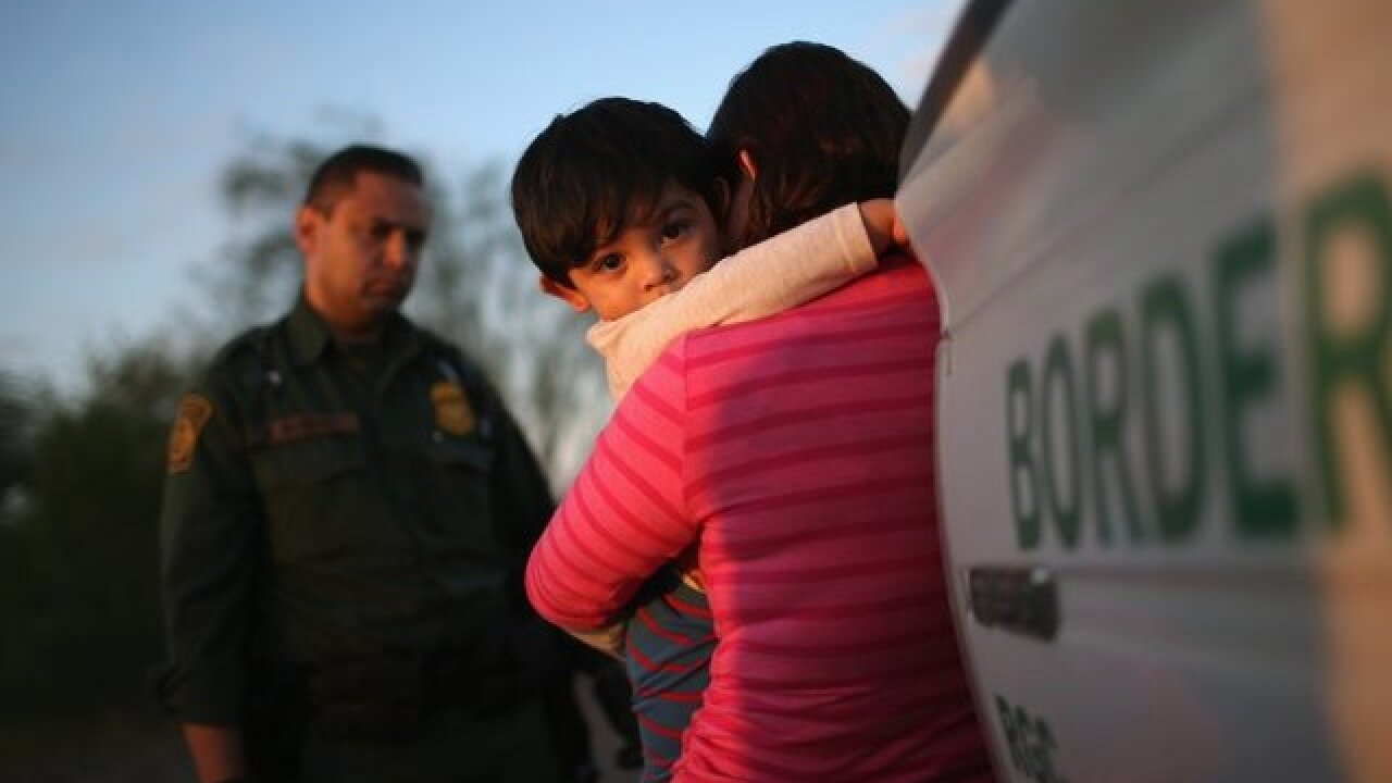 Trump admin outlines plan to reunify separated children with deported parents