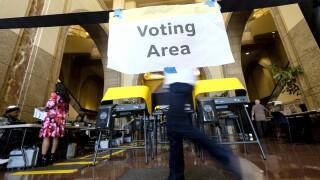 Election 2020 California Voting