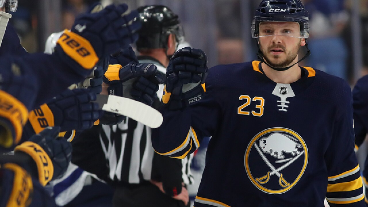 Sabres GM confident a new deal for Sam Reinhart will get done