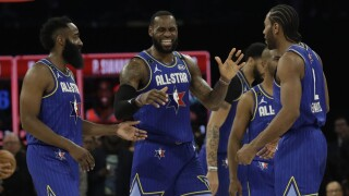 Team LeBron wins NBA All-Star Game in revamped format