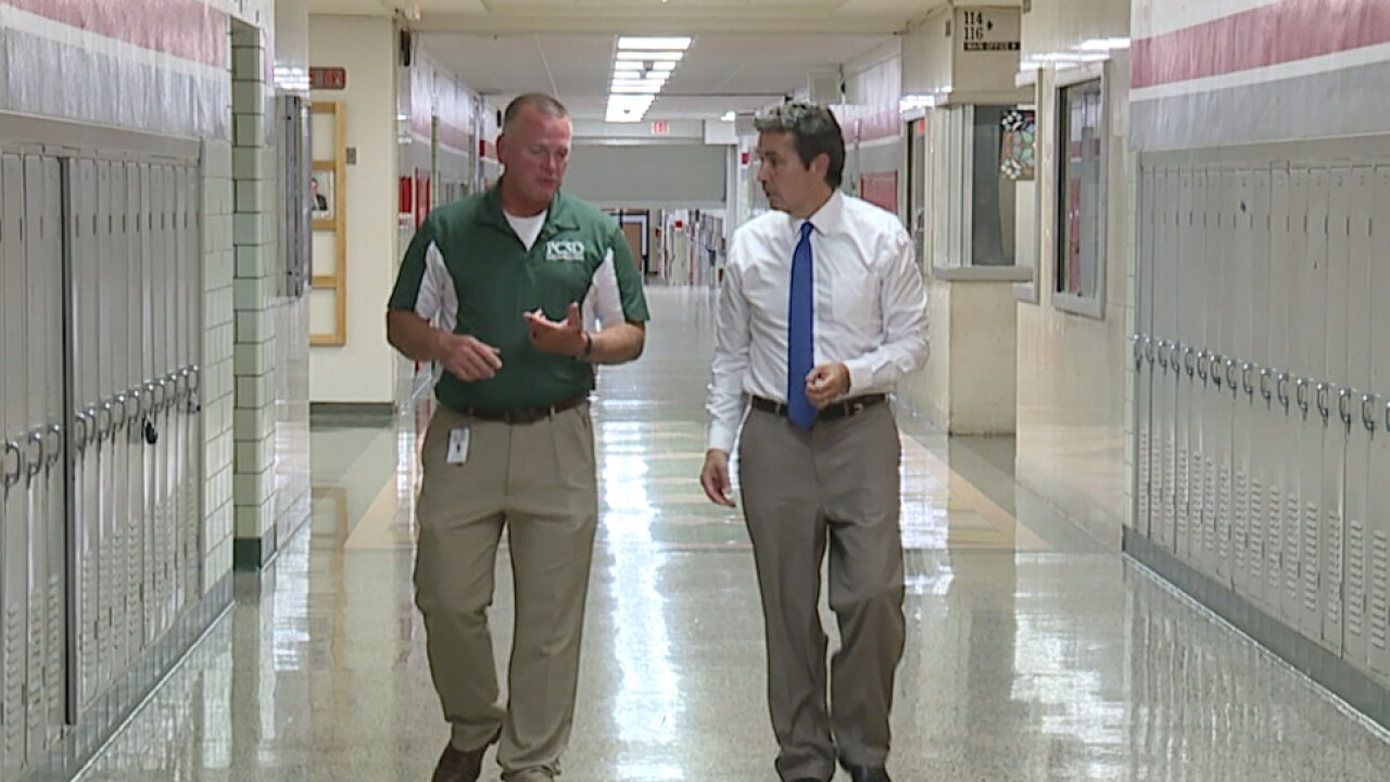 Parma Schools turn to new door barricade system to improve classroom safety