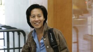 Kim Ng in 2007