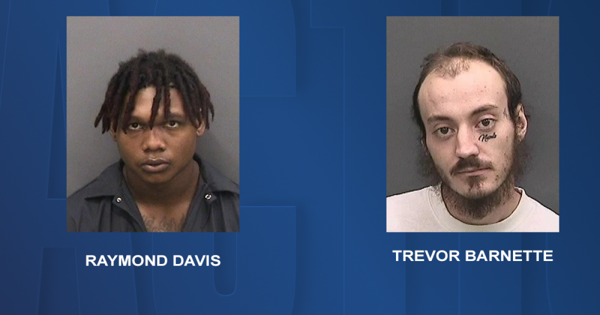 Florida men arrested in road rage incidents that started with 'Are you revving your engine at me?'