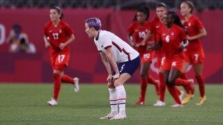 Rapinoe on USA loss: 'We didn't have that juice. It sucks'