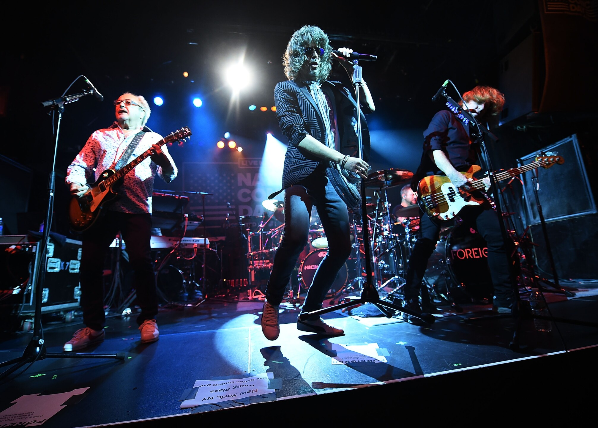 Foreigner will perform June 26 at Summerfest