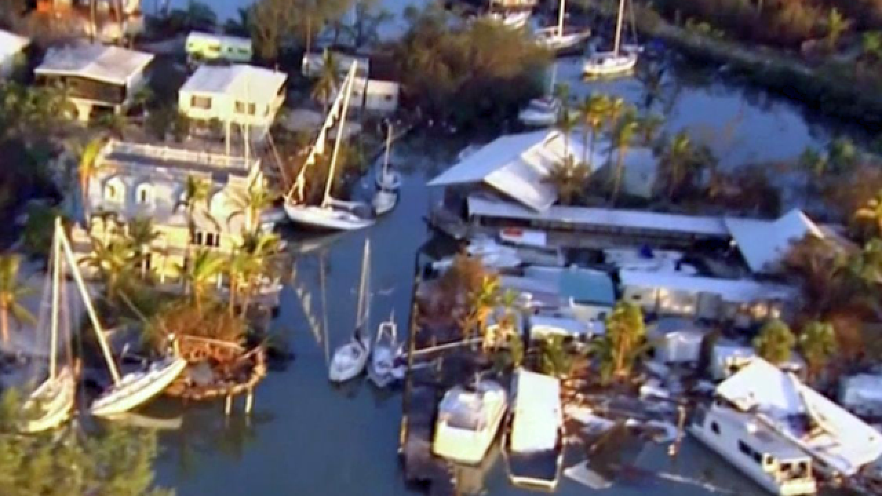 Cops: Florida man made about $58K in fraudulent disaster claims