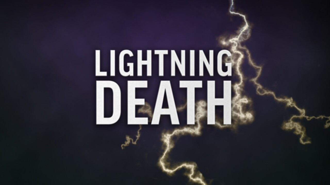 1 Killed By Lightning Strike In East Tennessee