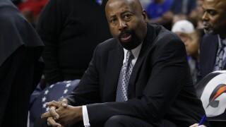 Knicks Coaches Basketball