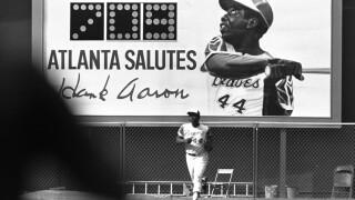 Obit Hank Aaron Photo Gallery