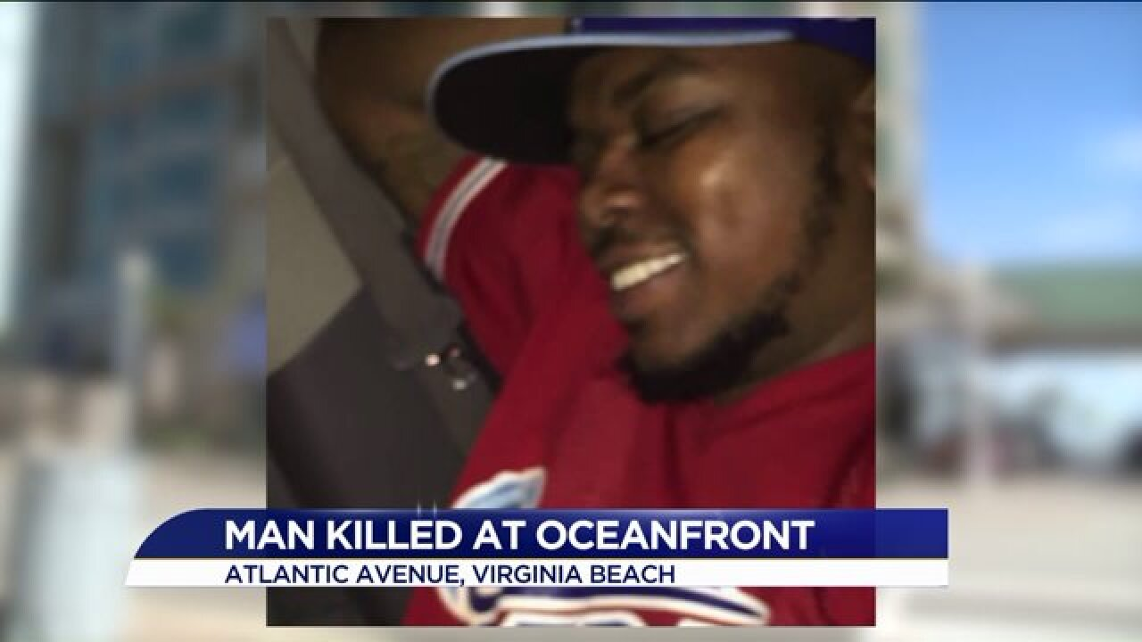 Police identify man shot and killed at Virginia Beach Oceanfront Saturday