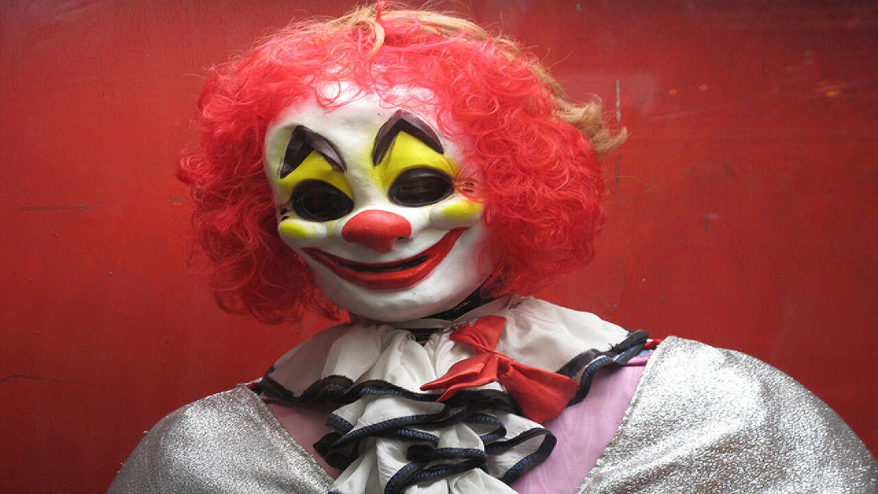Middle schooler arrested for attempting to hire killer clown