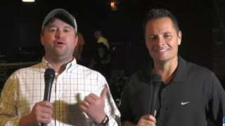 Chris Tomlin and Lee Cruse are FUNNY?