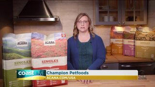 Give your dog the gift of healthy ingredients this holiday season on CoastLive