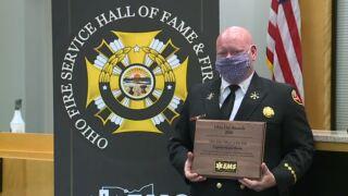 Colerain Township Fire Captain Grant Burns