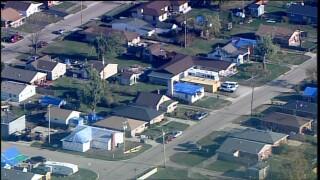 North dayton tornado damage 6 months later