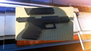 Bakersfield Police Department make firearm arrest