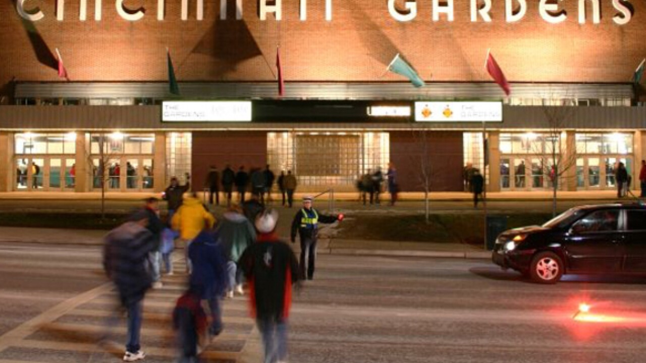 Cincinnati Gardens set for demolition after sale