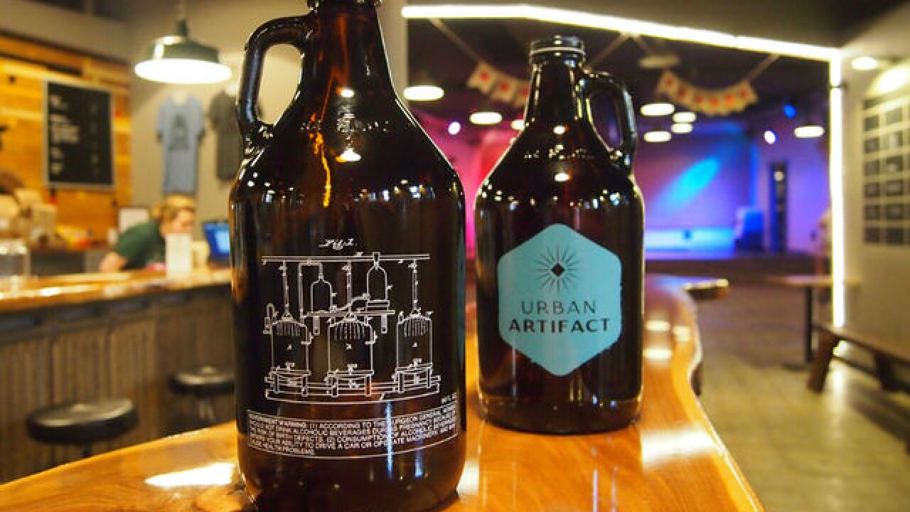 Urban Artifact celebrates anniversary with party