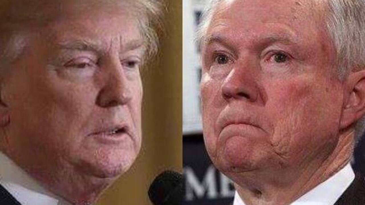 DC Daily: Trump says he wishes he never picked Jeff Sessions for attorney general