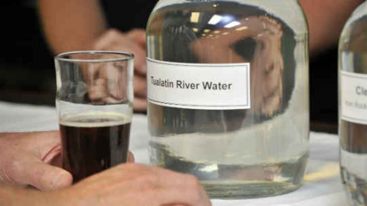 Competition challenges home brewers to make beer using wastewater