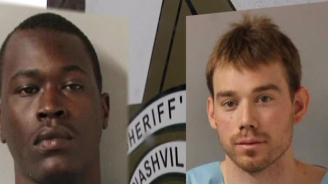 Davidson County Jail takes steps to house two mass shooting suspects
