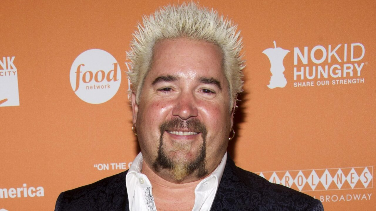 Submit your own 'Fully Loaded' food creation to win a chat with Guy Fieri
