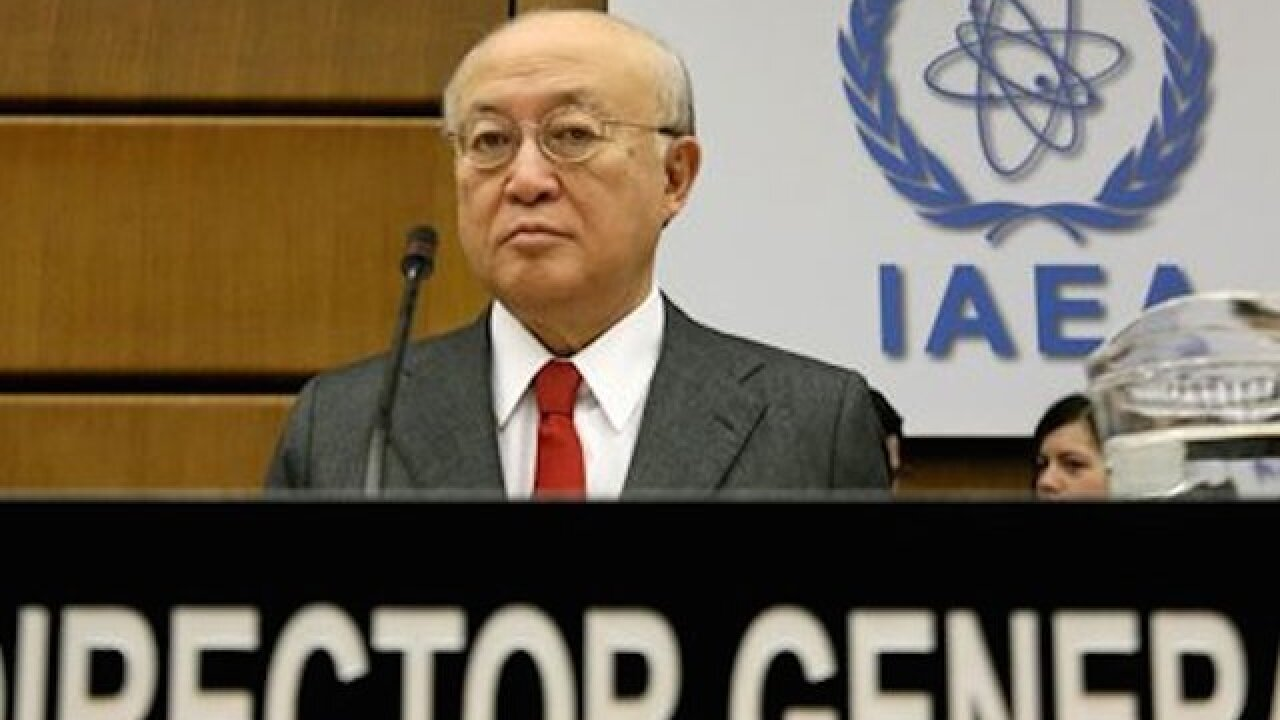 UN nuclear chief: Iran must honor deal for years