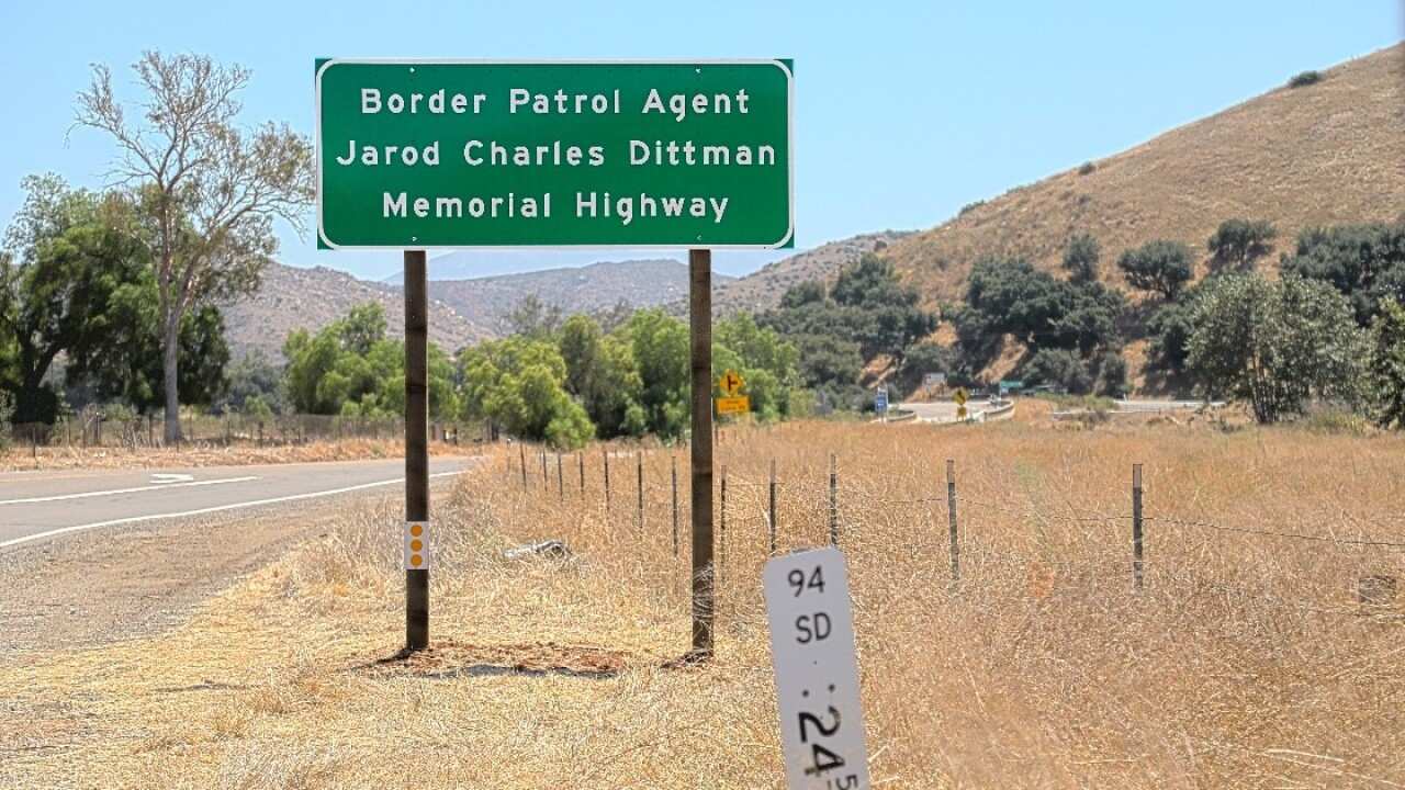 9-10-2019 Border patrol Celebrates Highway Sign Dedication for Fallen agent_photo 1.jpg