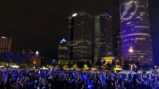 Curtis Hixon Park to host Tampa Bay Lightning Game 6 Watch Party