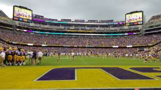 LSU-Alabama game will have metal detectors at student gate