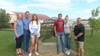 Bullock, Ferguson win Helena High's Pat Donovan award