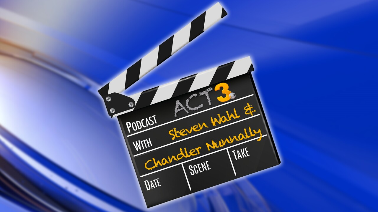Act 3 Podcast: Bad Boys for Life, Jojo Rabbit and Fall Movie Preview