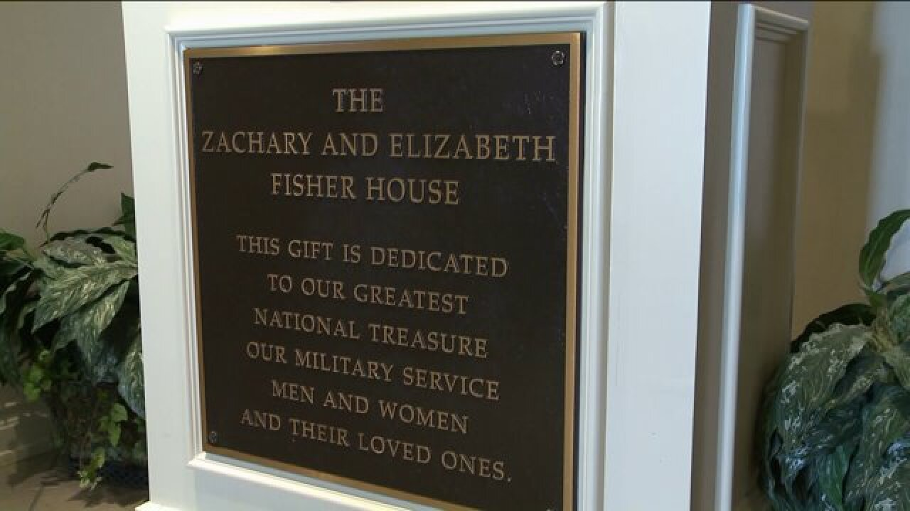Richmond Fisher House provides free housing to families of Veterans at McGuire VAhospital