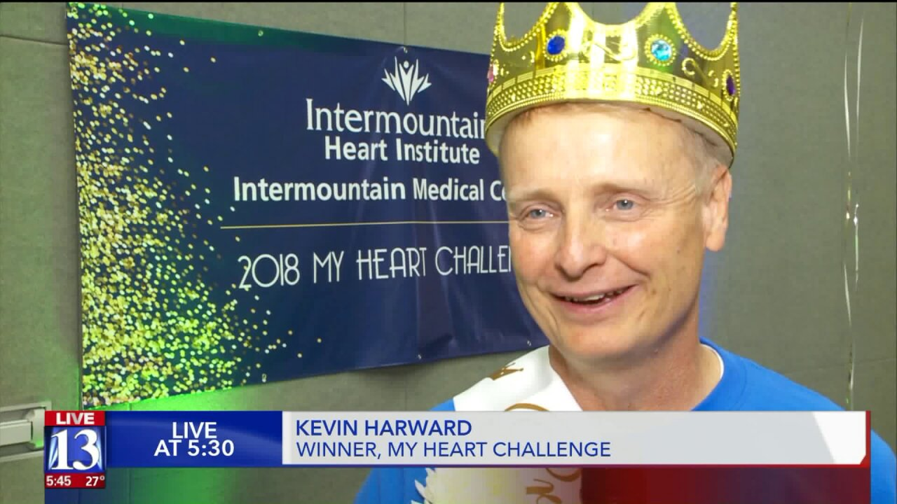 Intermountain Medical Center celebrates winners of 2018 My Heart Challenge