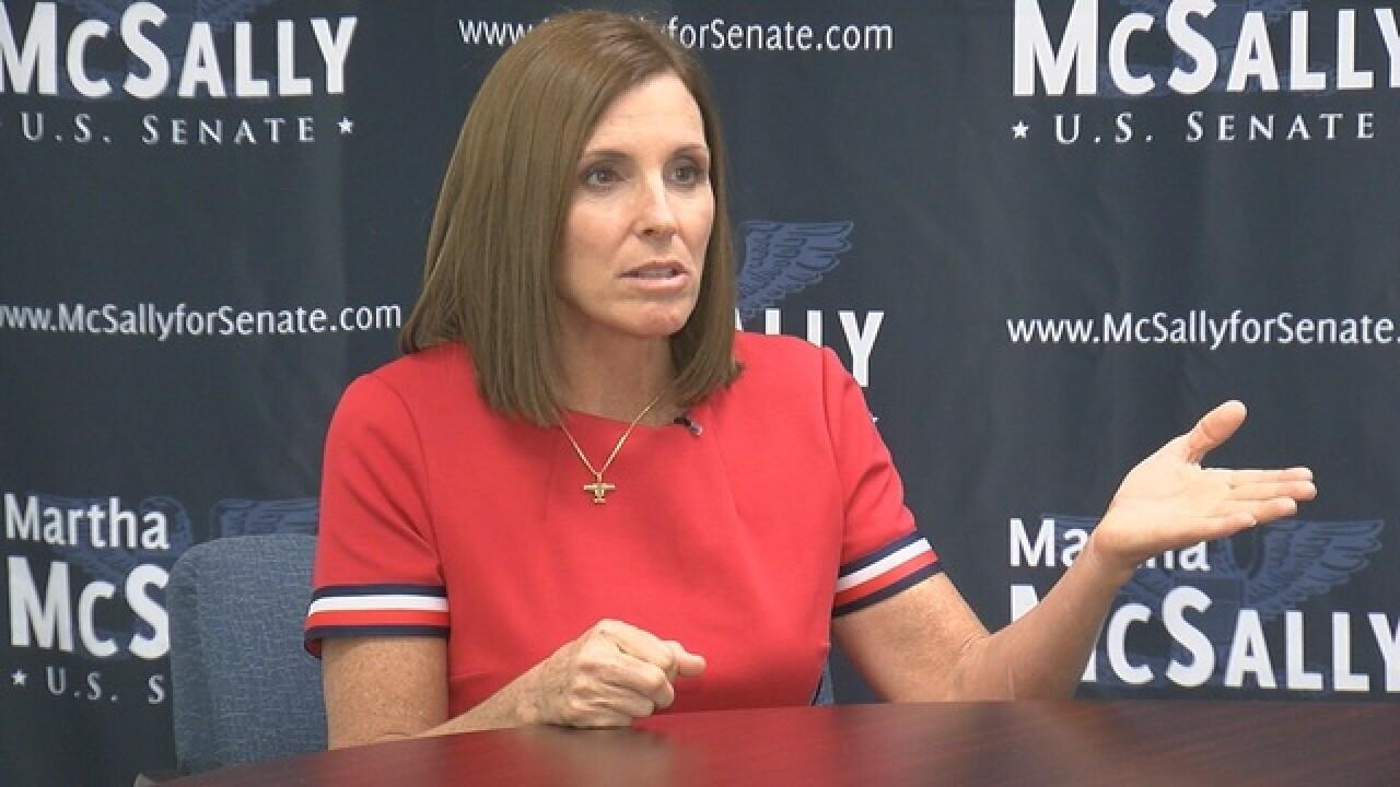 Election profile:Senate candidate Martha McSally