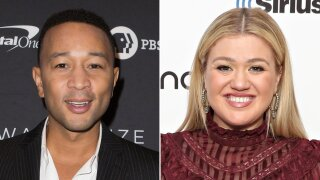Hear John Legend, Kelly Clarkson's remake of 'Baby It's Cold Outside'