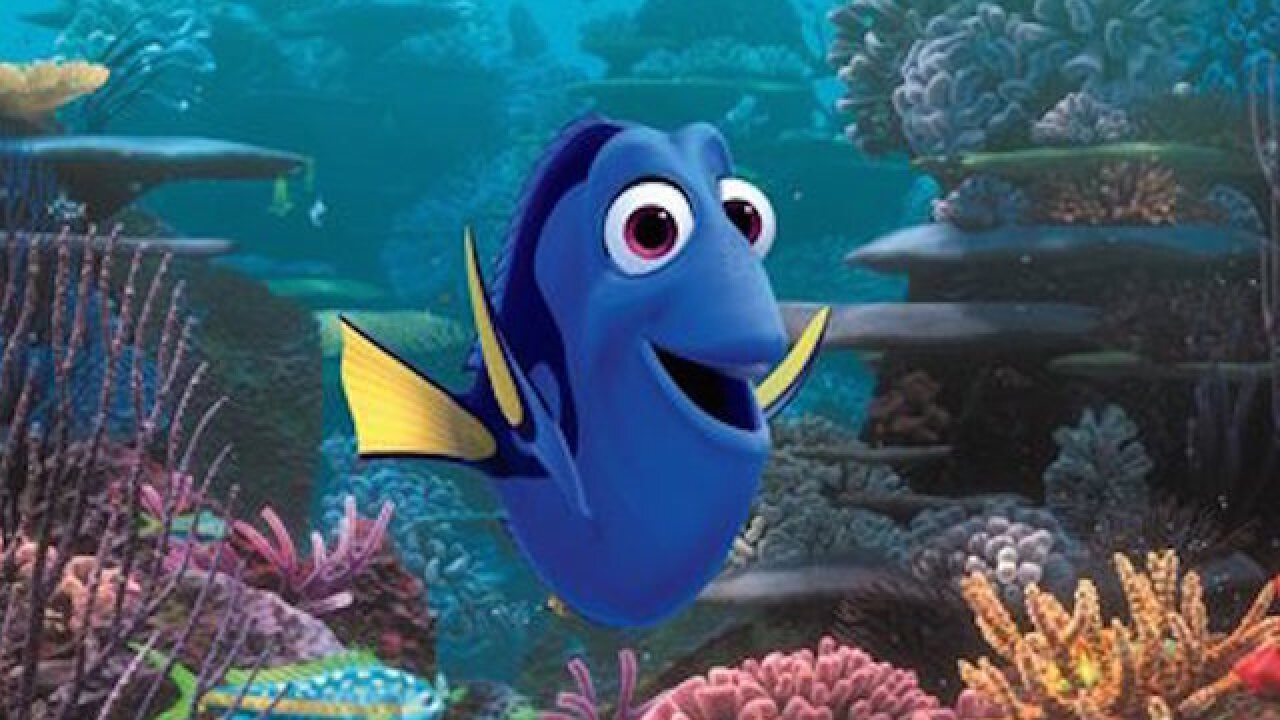 'Finding Dory' shatters records in first week at box office