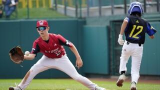 LLWS California Ohio Baseball