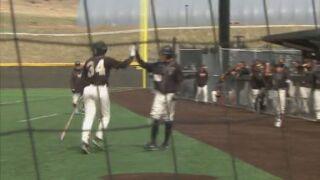 UCCS baseball sweeps Regis in midweek doubleheader