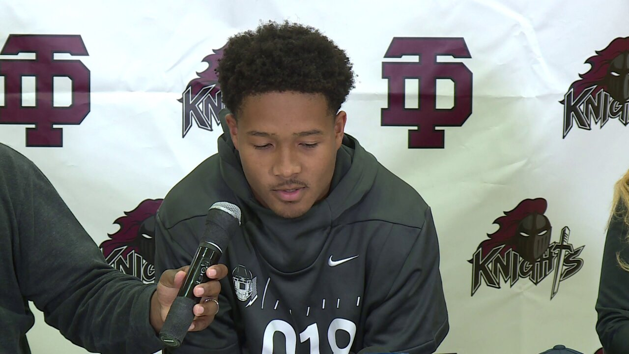 Thomas Dale standout Tyree chooses NotreDame