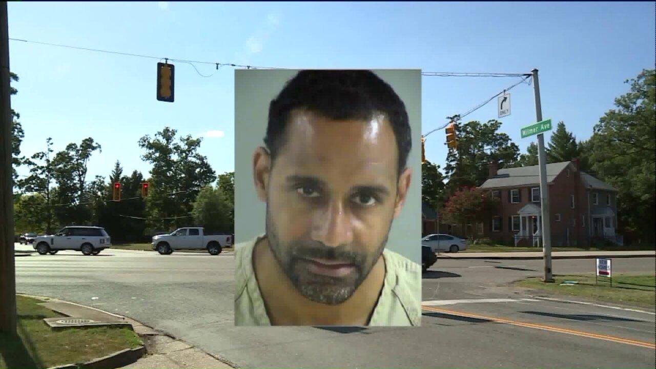 Henrico school board member Pastor Roscoe Cooper III arrested onI-64