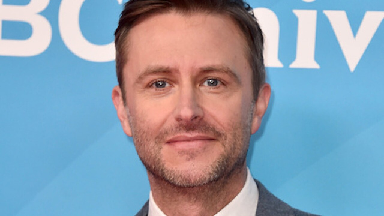 Chris Hardwick will return to TV on AMC after abuse allegations