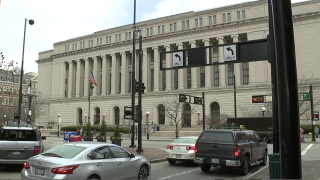 Cincinnati courthouse