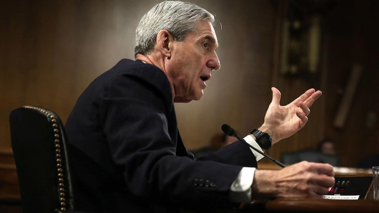 Trump-appointed judge upholds special counsel Mueller's authority
