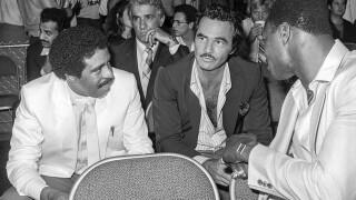PHOTOS: Burt Reynolds in Las Vegas