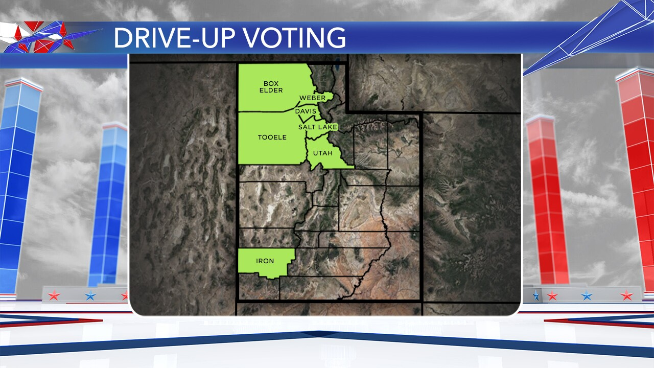 drive-up voting